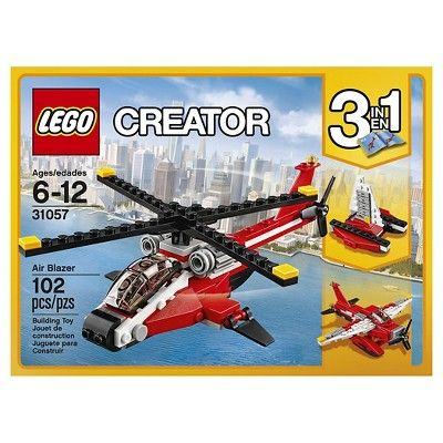 LEGO LEGO creators high-speed helicopter 31057