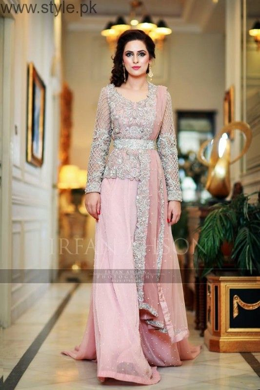 Latest Pakistani Engagement Dresses 11 Dresses For