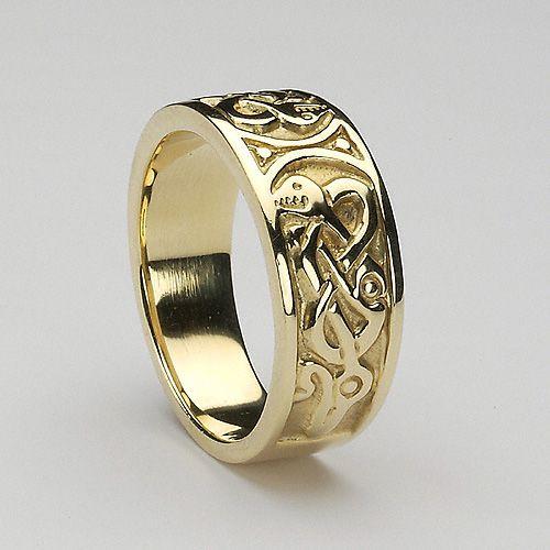 Children Of Lir Ring Celtic Rings Ltd Celtic Wedding Rings Celtic Rings Women Celtic Knot Ring