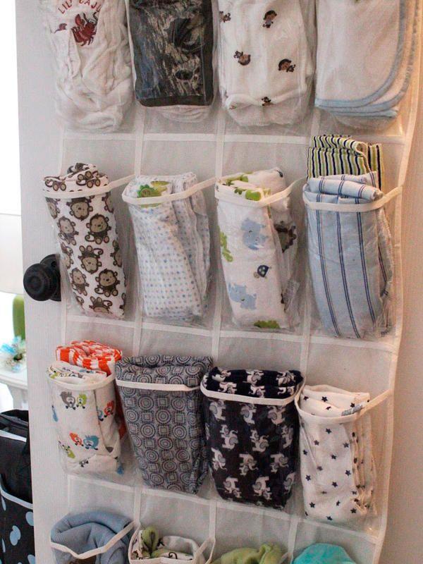 Nuevos usos zapatero colgante 08 comida pinterest bebe dormitorio bebe y ni o beb - Ideas para zapateros ...