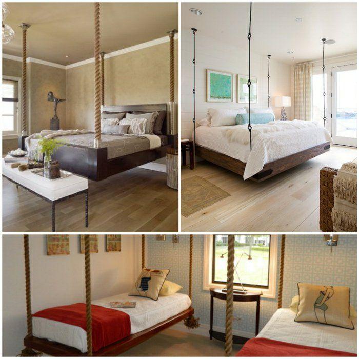 30 ausgefallene betten die sich stilvoll ins schlafzimmer einschreiben pinterest. Black Bedroom Furniture Sets. Home Design Ideas