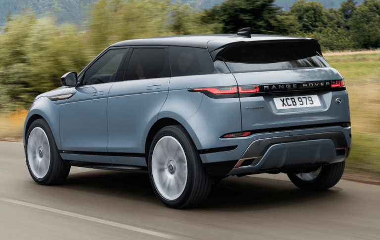 2020 Land Rover Evoque Release Date Price Auto Trend Up Range
