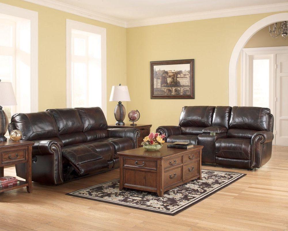 ashley leather sofas and loveseats lugnvik sofa cover new dexpen saddle genuine eleagant reclining loveseat ashleyfurniture traditional