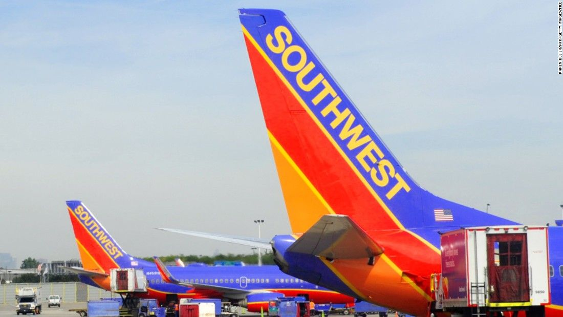 Southwest flies stranded Houston customers out of flooded