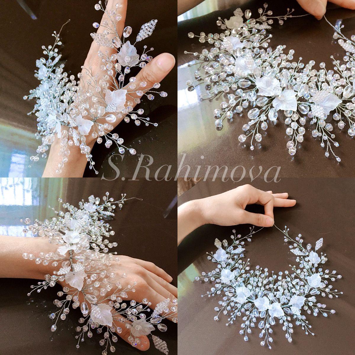 Sac Bezekleri Wedding Hairstyles Jewelry Crown Jewelry