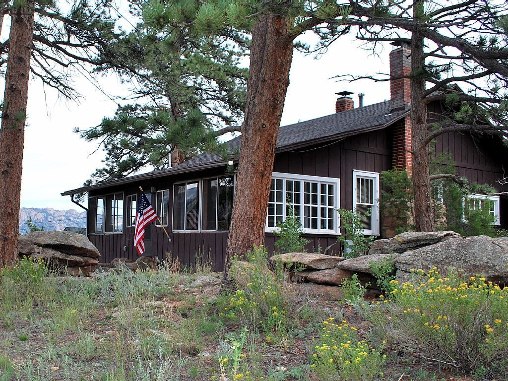Cabin Vacation Rental In Estes Park CO USA From VRBO