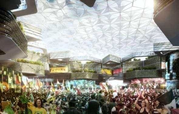 Un prototipo de ciudad para el próximo siglo - Noticias de Arquitectura - Buscador de Arquitectura