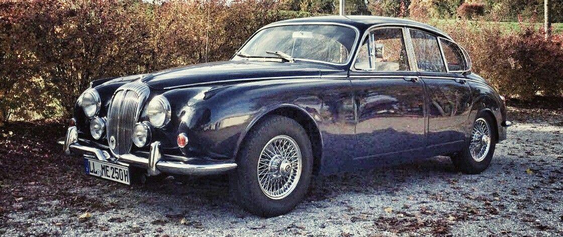 Carefully restored Daimler 250 V 8, 1968, for sale, Germany https ...
