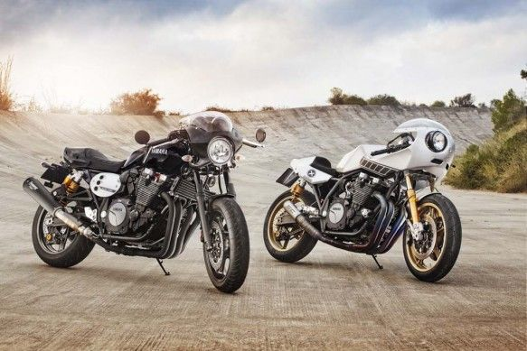 2015 Yamaha XJR1300 And XJR1300 Racer Announced For Intermot