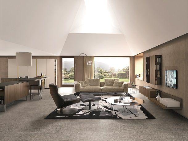 arredamento moderno classico   stile moderno classico   pinterest ... - Idee Arredamento Zona Living