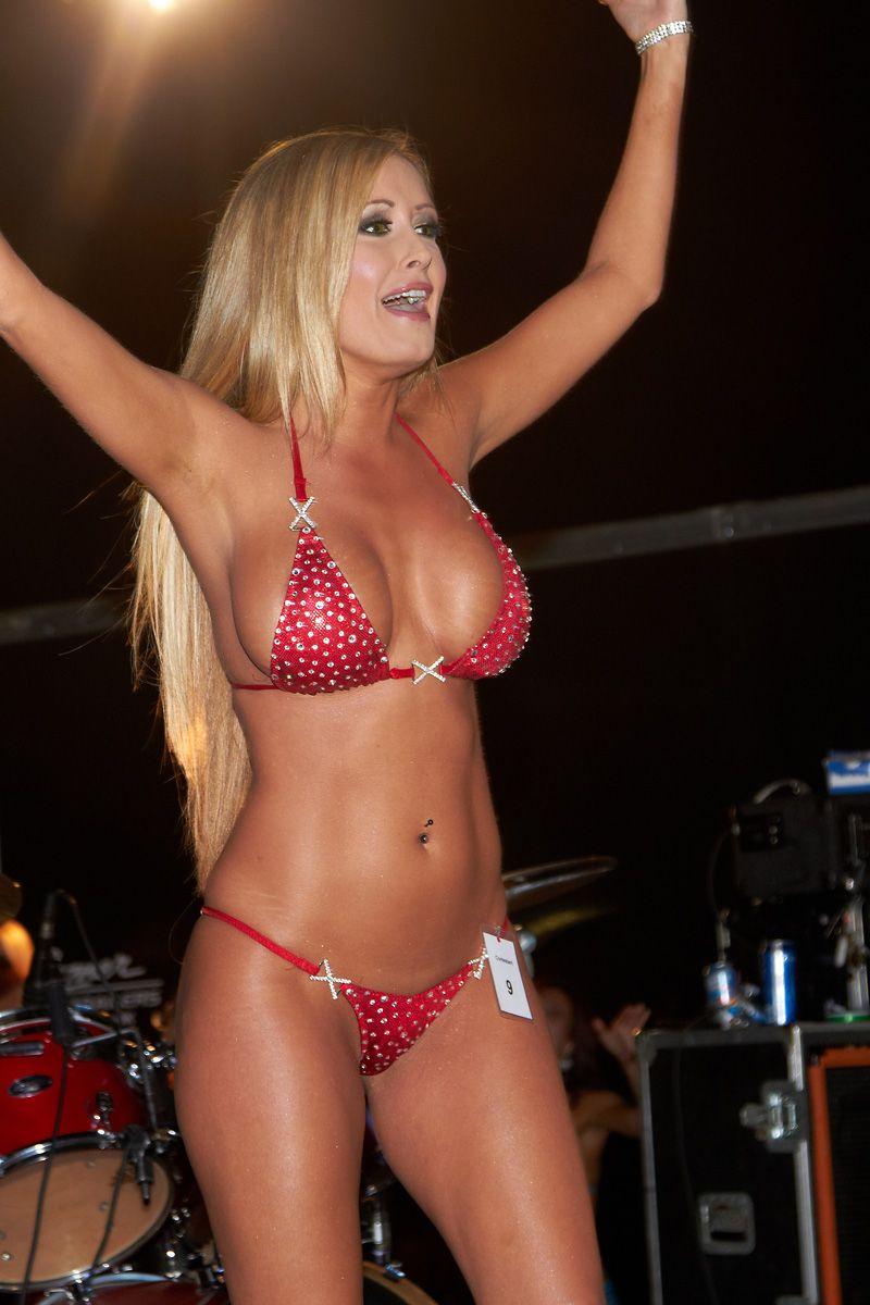 Jacqueline Bikini Contest