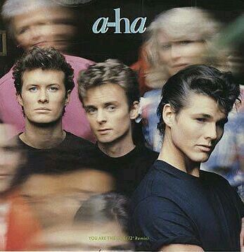 Pin By Tiffany King On Morten Harket New Wave Music Aha Band