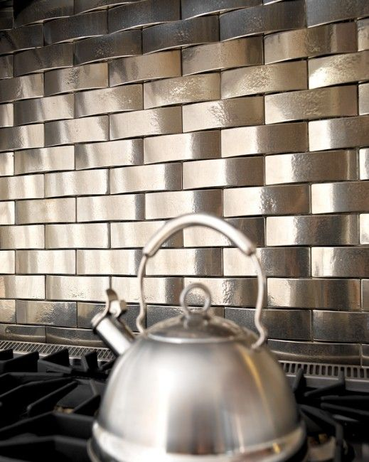 Bronze Tile Tiles Kitchen Backsplash Backsplash Kitchen