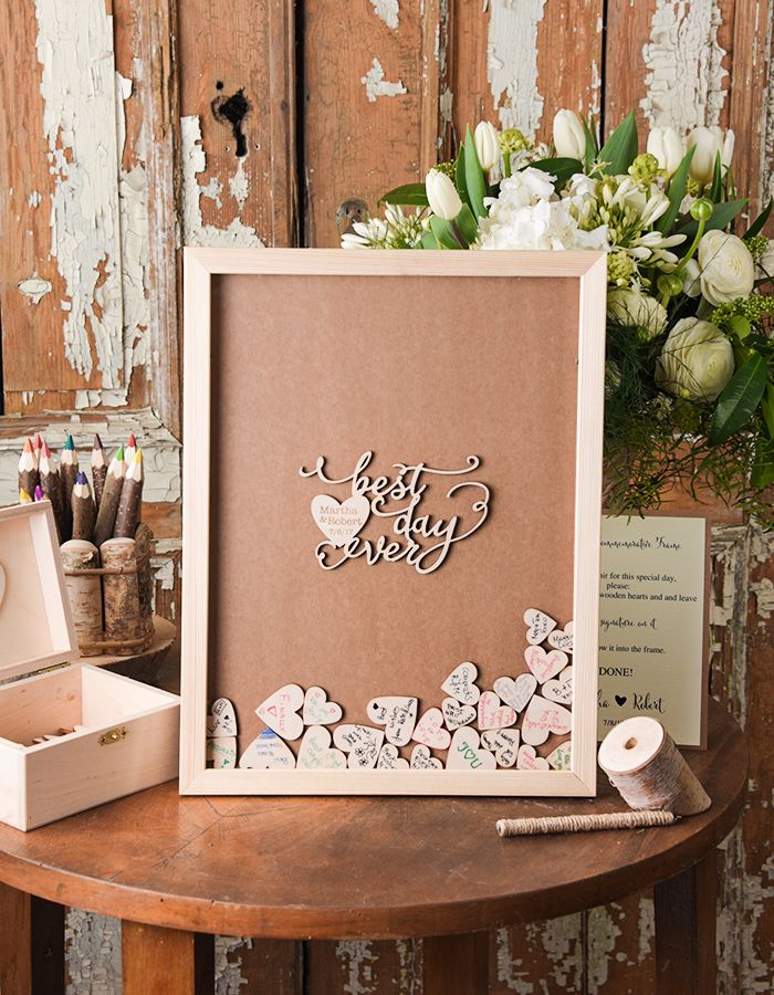 Alternative Wedding Guestbooks From 4lovepolkadots Are Perfect And Fun For Any Rustic