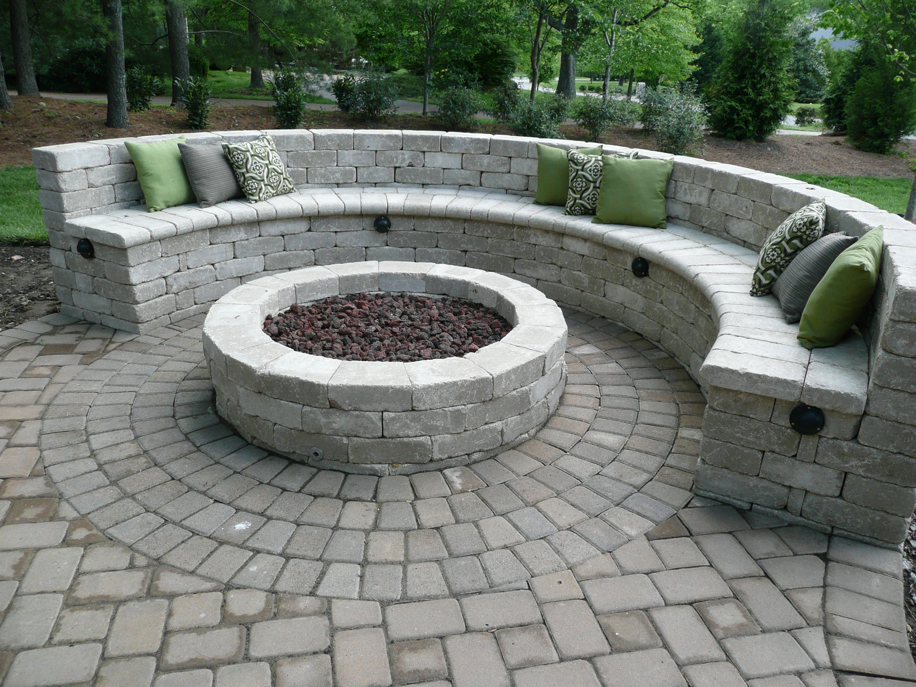 Photo of 15 Awesome Fire Pit Design Ideas to Warm Your Backyard — Design & Decorating