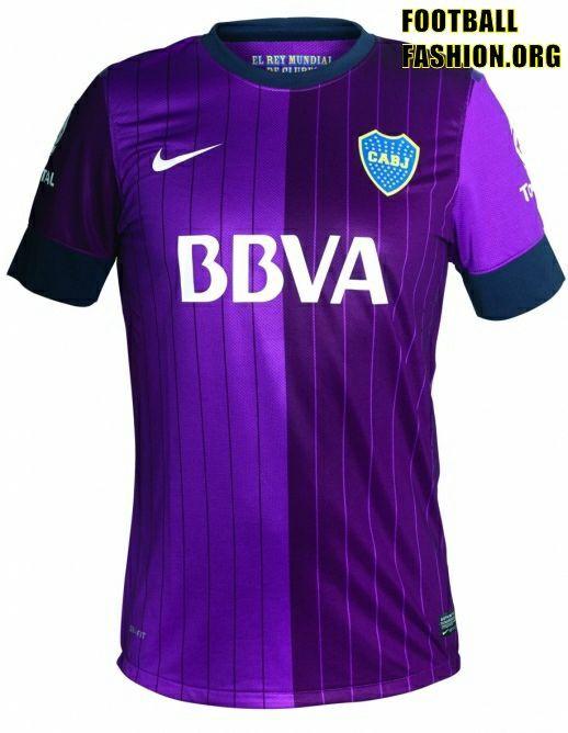 buy online 881d4 9281e Boca Juniors 2013 Nike Summer Jersey   IDEAS SPORT   Soccer ...