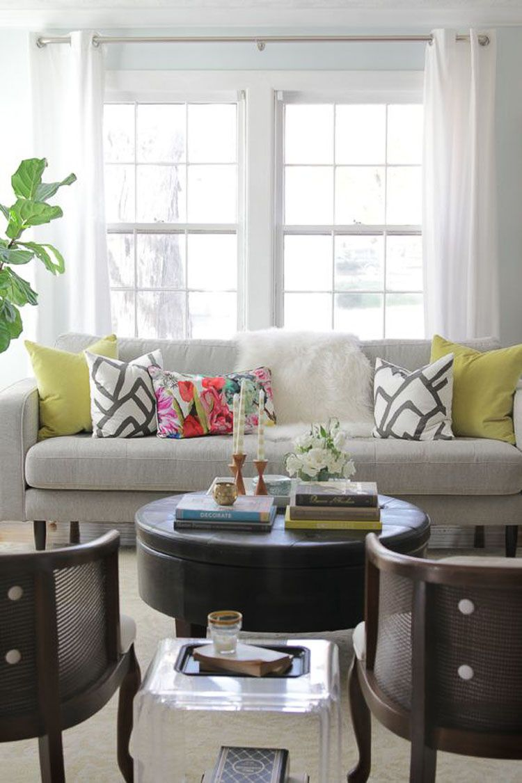 How To Style Throw Pillows: 3 Designer Styling TIps ...
