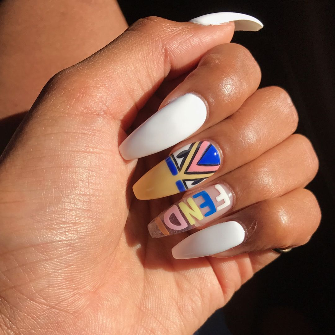185 Likes, 3 Comments - Personalized Nails | Anaheim ...