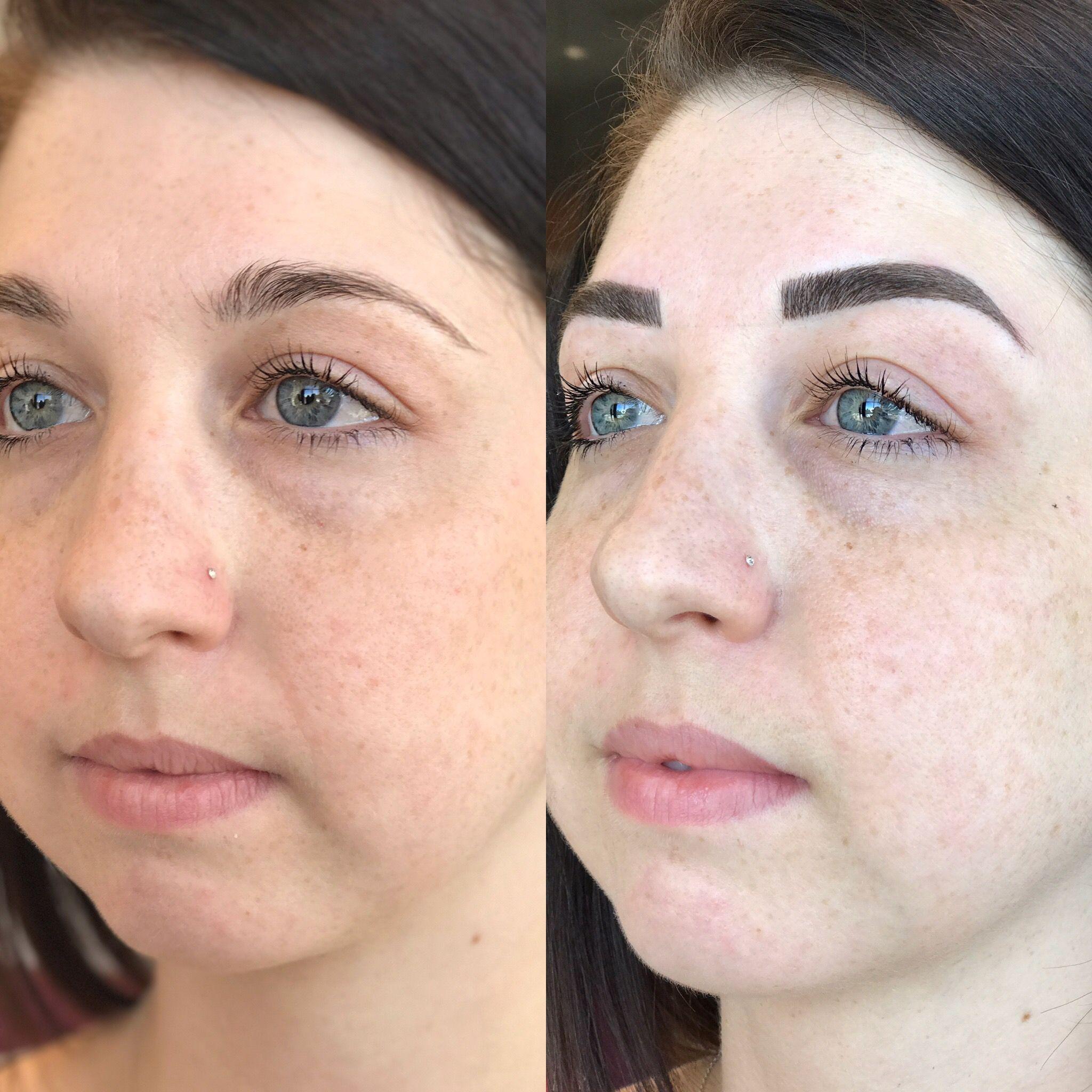 Utah Microblading Eyebrows On Fleek Microblading Las Vegas