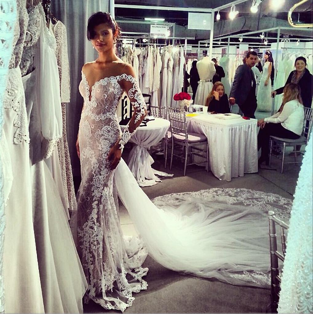 Le Salon Bridal Boutiques Michigan | Amber by Julie VinoLe Salon ...