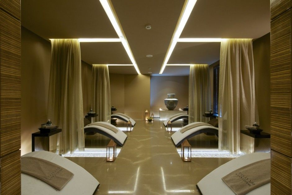Innovative Day Spa Design by KdnD studio LLP Interior Styles ...