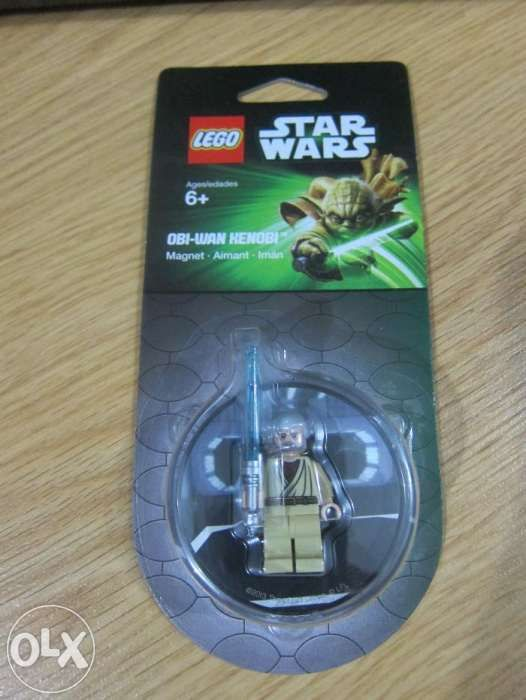 09203aa535e1c3 LEGO - Star Wars Obi-Wan Kenobi Magnet 850640 For Sale Philippines - Find  Brand New LEGO - Star Wars Obi-Wan Kenobi Magnet 850640 On OLX