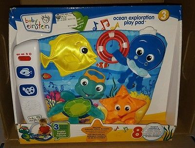 695cd632c Baby Einstein Ocean Exploration Play Pad
