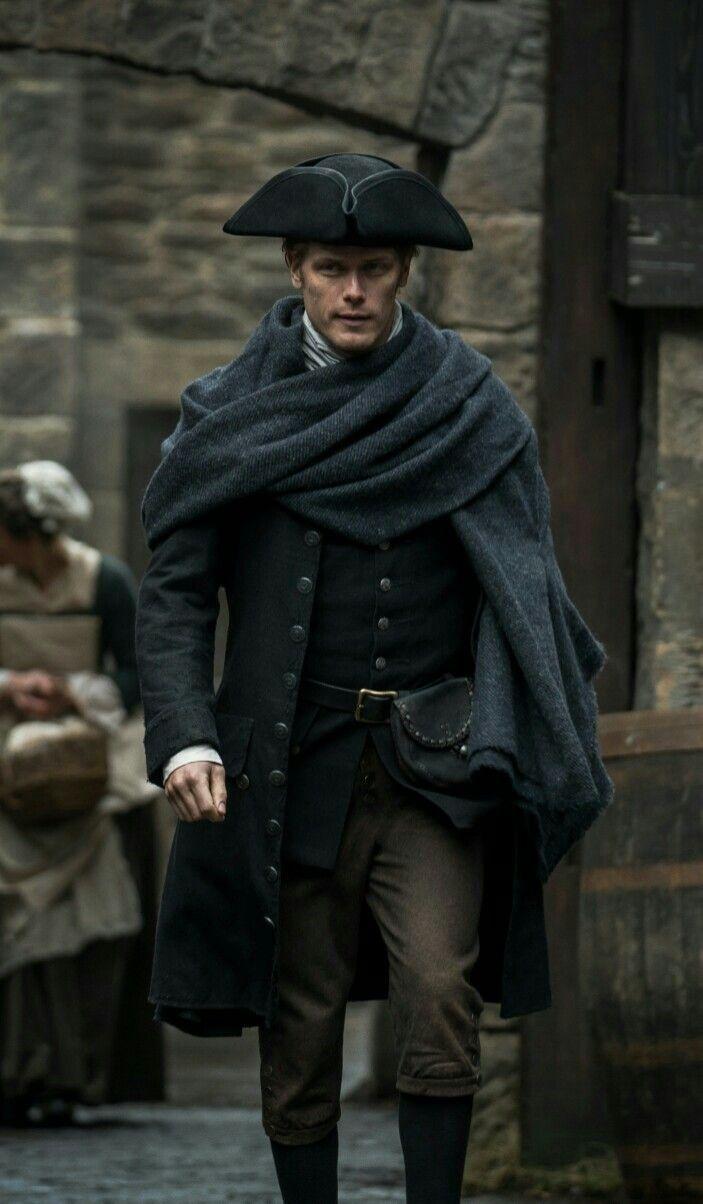 Jamie Fraser Outlander season 3