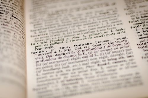Stretch your writing vocabulary to vastly improve your writing voice - resume definition
