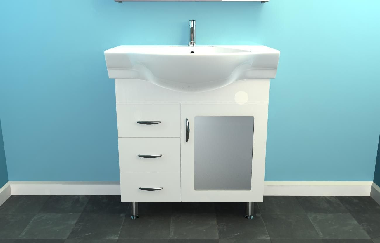 77+ Narrow Bathroom Sink Cabinet - Kitchen Cabinets Update Ideas On ...