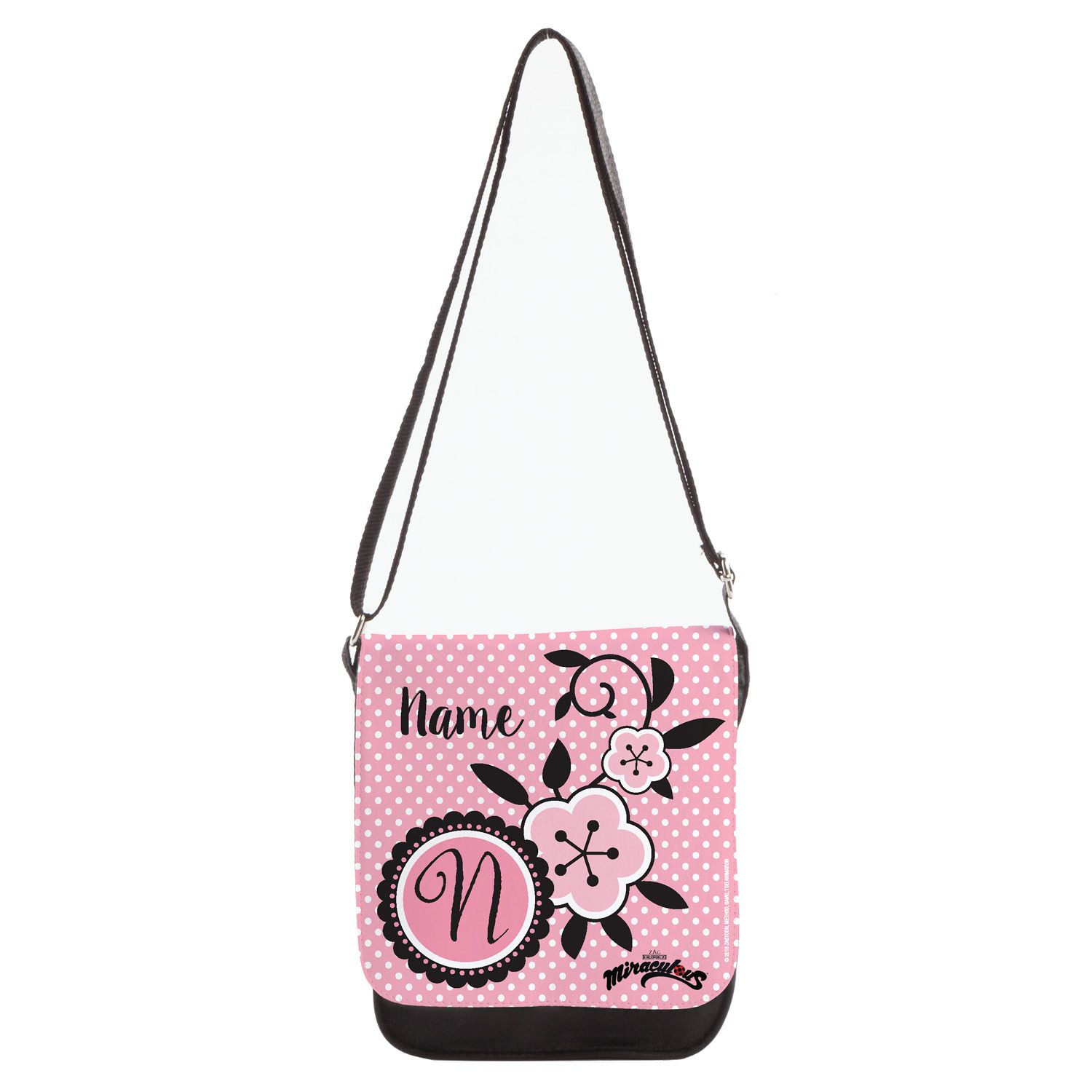 Personalized Miraculous Marinette Purse | Tv's Toy Box ...