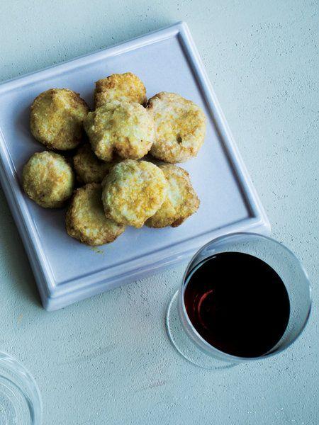 季節の野菜で、簡単ワインおつま...