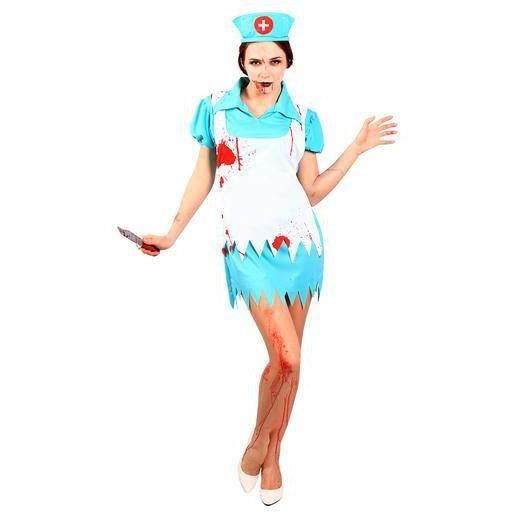 D guisement chirurgien en polyester taille unique bleu - Voile d ombrage foir fouille ...