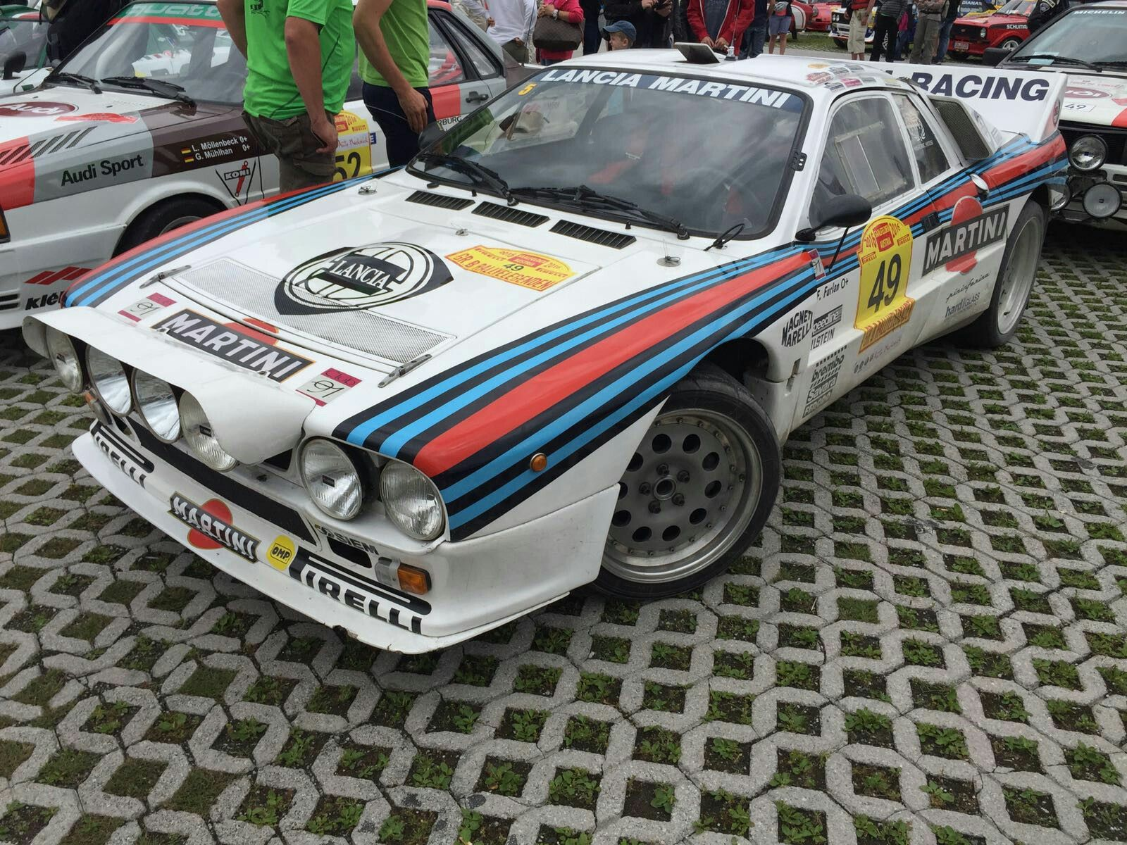 Pin by José Mantovani on Group B Rallying Audi sport