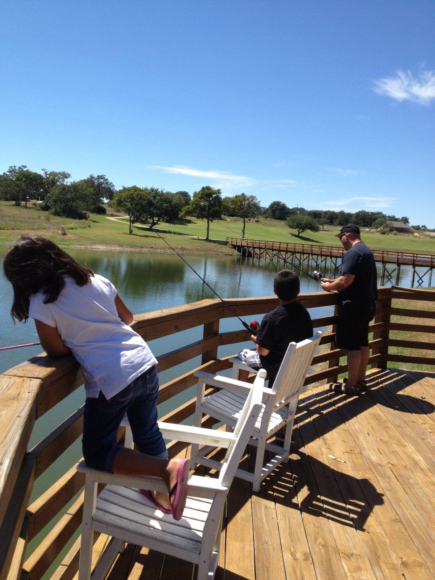 Plenty of fishing in San Antonio and surrounding area