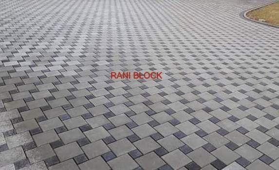 Paving Block K300 Ukuran Paving Ubin 21 Cm X 21 Cm Dan