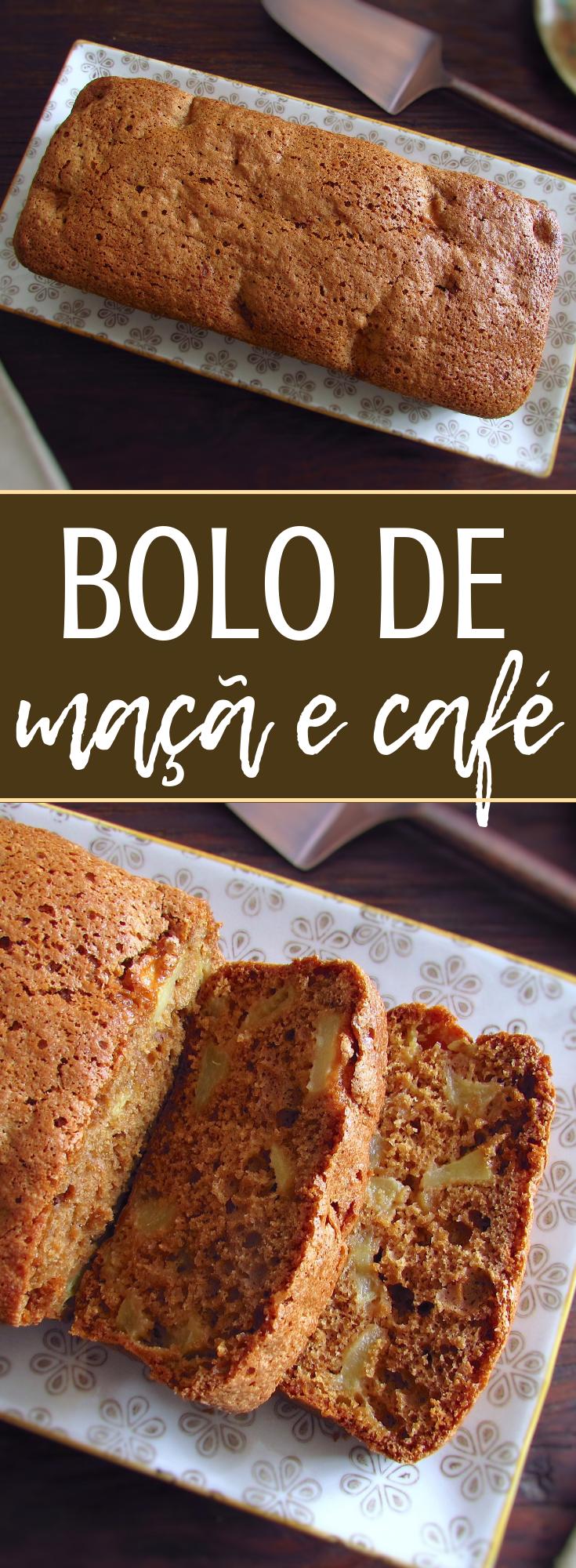 Photo of Bolo de maçã e café   Food From Portugal