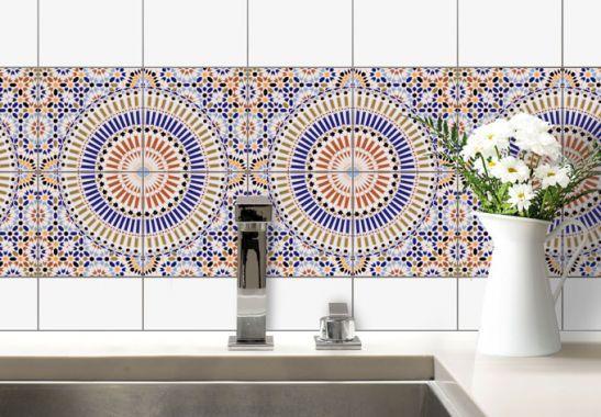 Adesivi murali adesivi per piastrelle piastrelle marocchine