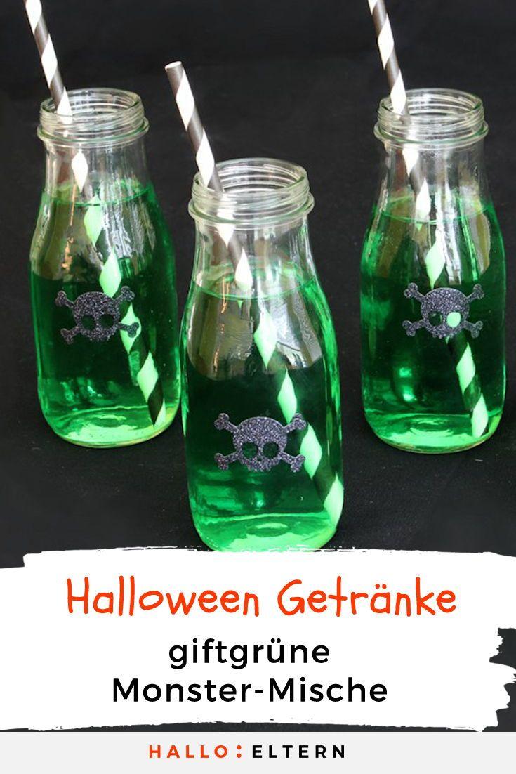 HalloweenCocktails Ideen für Gruselige Drinks