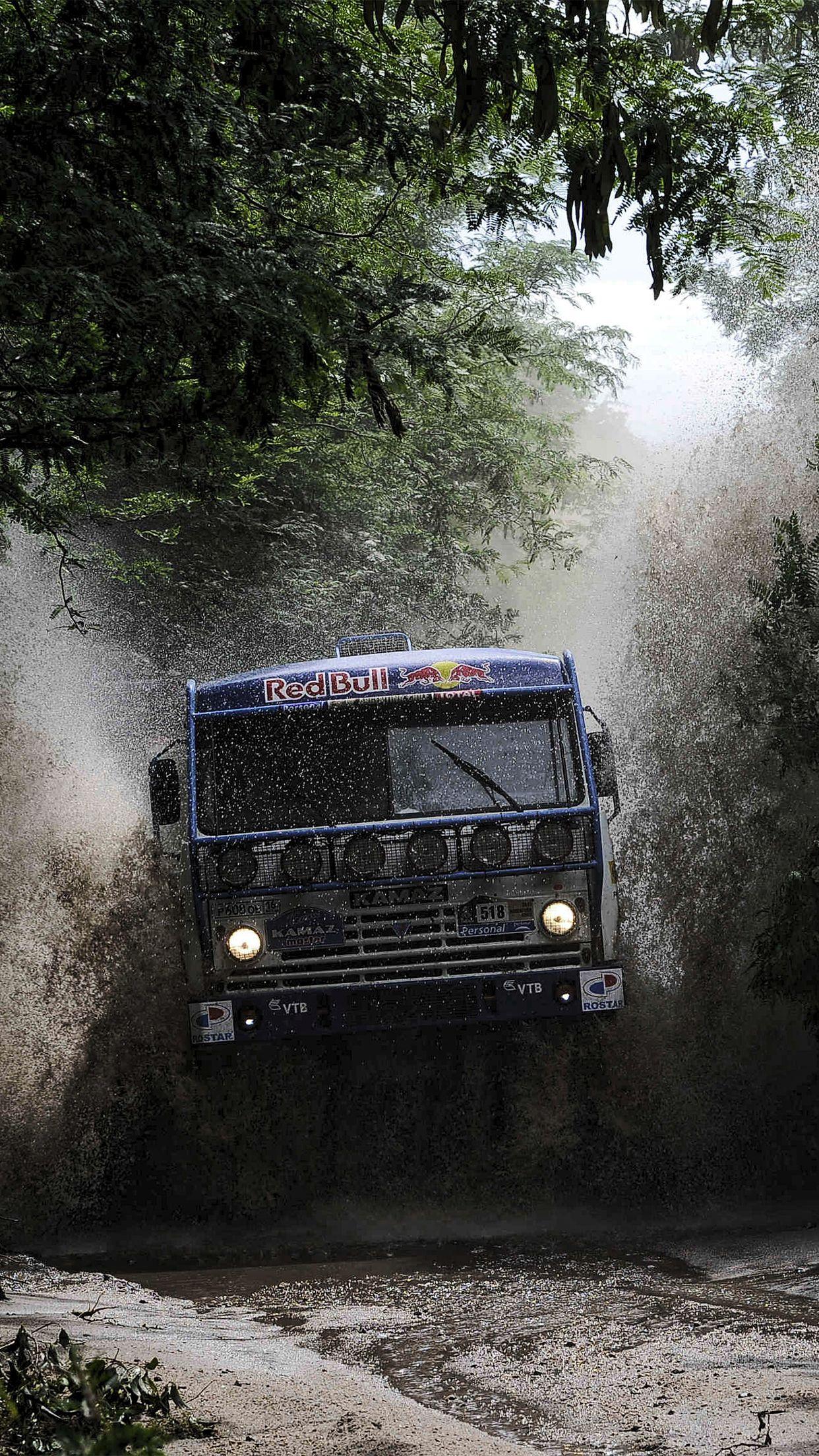 Dakar Truck Camiones Fondos De Pantalla Todo Terreno