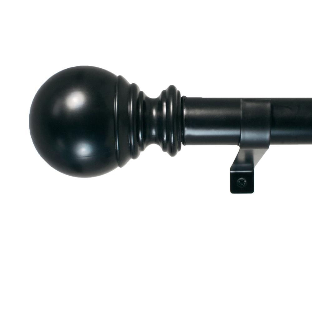 Decopolitan 72 In 144 In Ball Telescoping 1 In Dia Single Rod