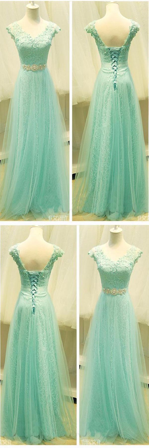 Hot sale distinct lace prom dresses prom dresses ropa