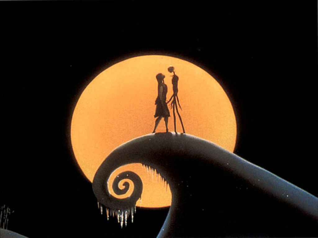 Jack & Sally | Movies: Burton Shadowland | Pinterest | Nightmare ...