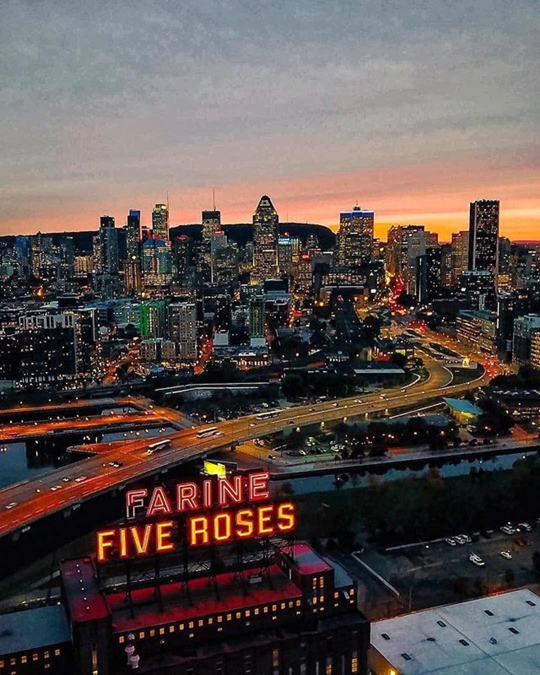 6 766 Likes 32 Comments Tourisme Montreal Montreal On Instagram Bonne Nuit Good Night Par By Jfsavaria Mtl Montreal Mtlmoment Tourisme Montreal