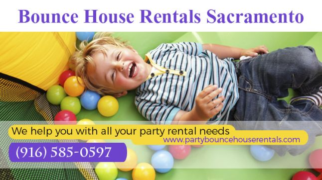 Bounce House For Every Birthday Party Bounce House rentals