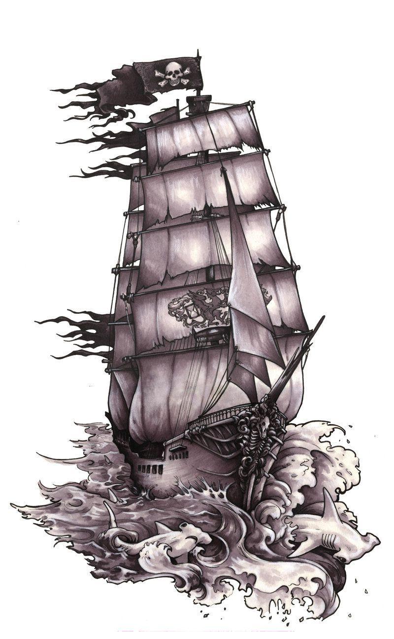 14 Elegant De Black Pearl Dessin Photographie Pirates Dessin Bateau Pirate Dessin Tatouage Bateau