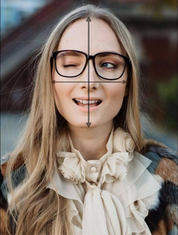 99dd1d2e31 IN DEPTH GUIDE Find out the perfect type of glasses to flatter your face  shape! Round