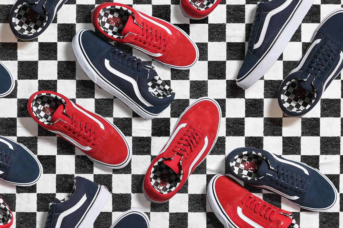 82f0b858b1f40f JD Sports Vans 50th Anniversary Sneaker Pack