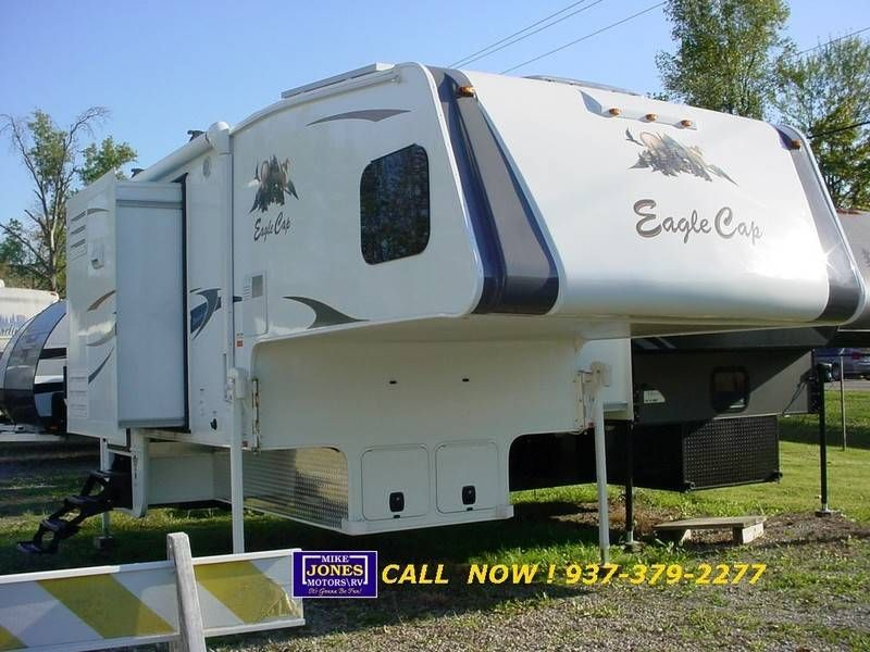 2018 Alp Eagle Cap 1165 For Sale Hamersville Oh Truck Camper