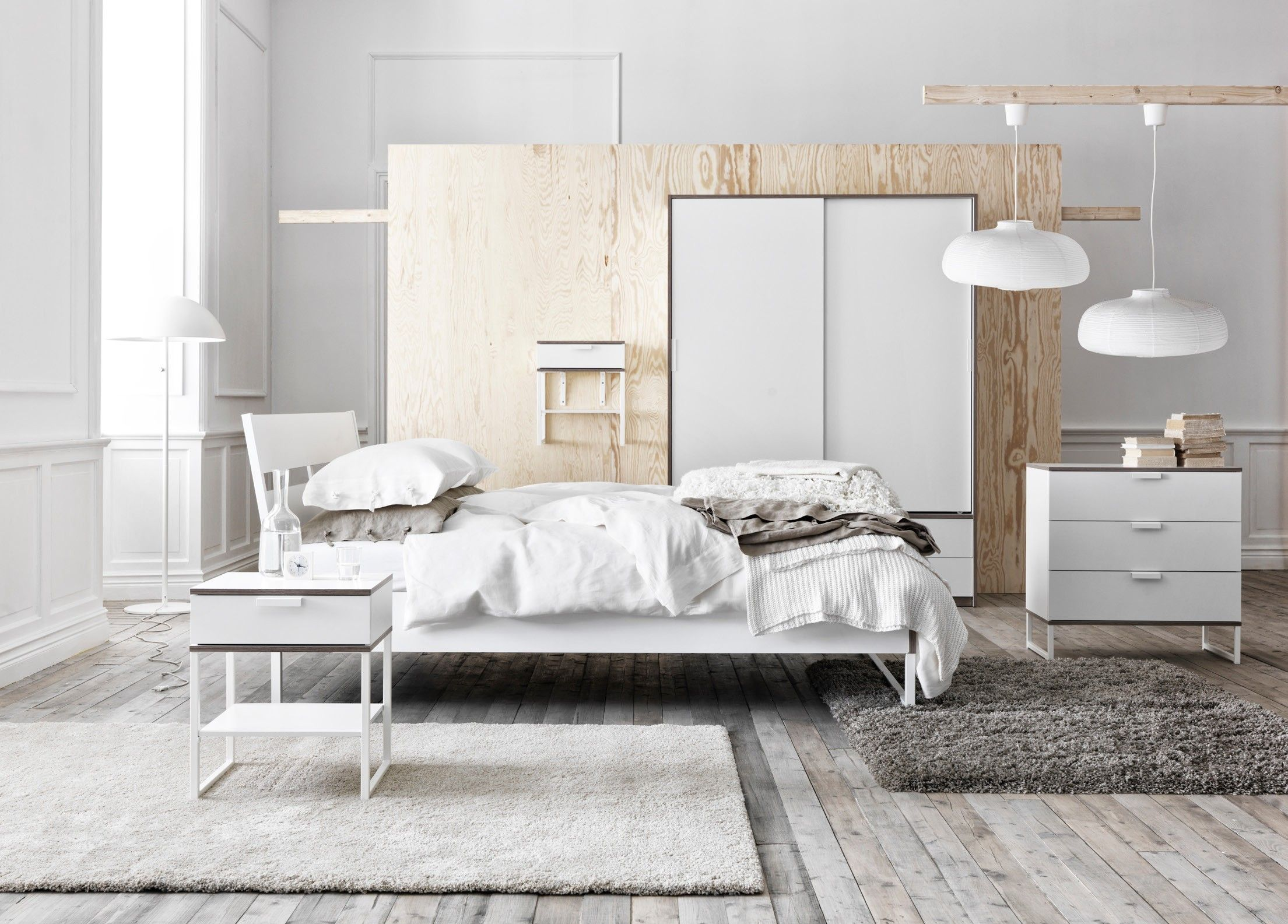 IKEA TRYSIL | Finish ideas | Pinterest | Plywood, Bedrooms and ...